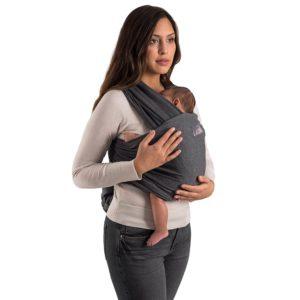 Babytragetuch Babytrage 100% Bio-Baumwolle - platz 3