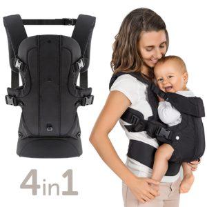 Fillikid - Ergonomische Babytrage Kindertrage 4in1 - platz 5