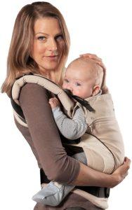manduca First BabytragSand Das Original aus Hanf und Biobaumwolle - PLATZ 2